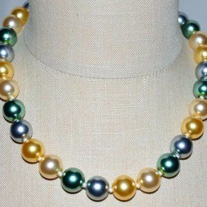 New Old Stock ERWIN PEARL Faux Necklace